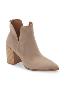 Steve Madden Darci Pointed Toe Bootie (Women)