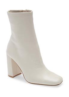 Steve Madden Lynden Block Heel Bootie (Women)