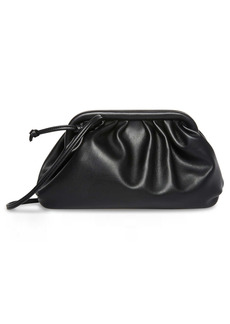 Steve Madden Nikki Faux Leather Crossbody Clutch