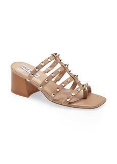 Steve Madden Studded Slide Sandal (Women)