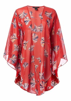 Steve Madden Women's Fresh Breeze Luxe Kimono