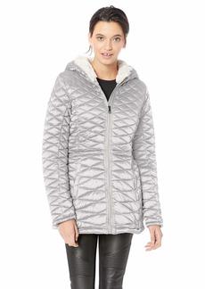 Steve Madden Women's Glacier Shield Parka Jacket  M