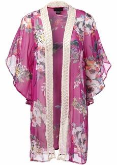 Steve Madden Women's Kimono