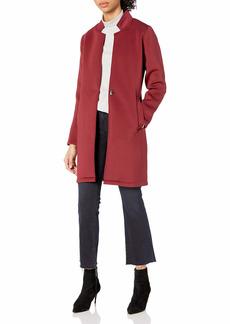 Steve Madden Women's Softshell Fashion Jacket air Layer Cranberry XL