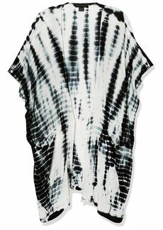 Steve Madden Women's Sun Bleached Kimono