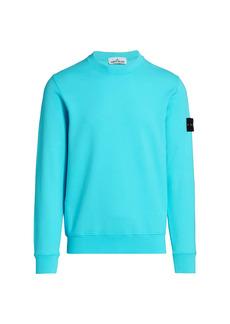 Stone Island Core Fleece Crewneck Sweatshirt