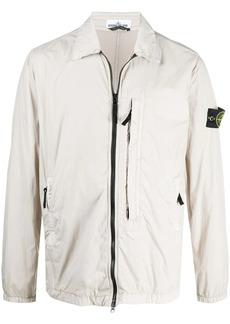 Stone Island long sleeve overshirt jacket
