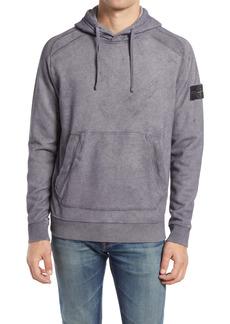 Stone Island Slim Fit Hooded Sweatshirt