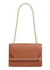 Strathberry East/West Leather Shoulder Bag