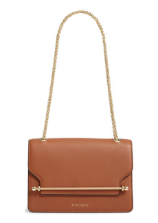 Strathberry East/West Leather Shoulder Bag