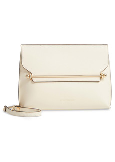 Strathberry East/West Stylist Calfskin Leather Clutch