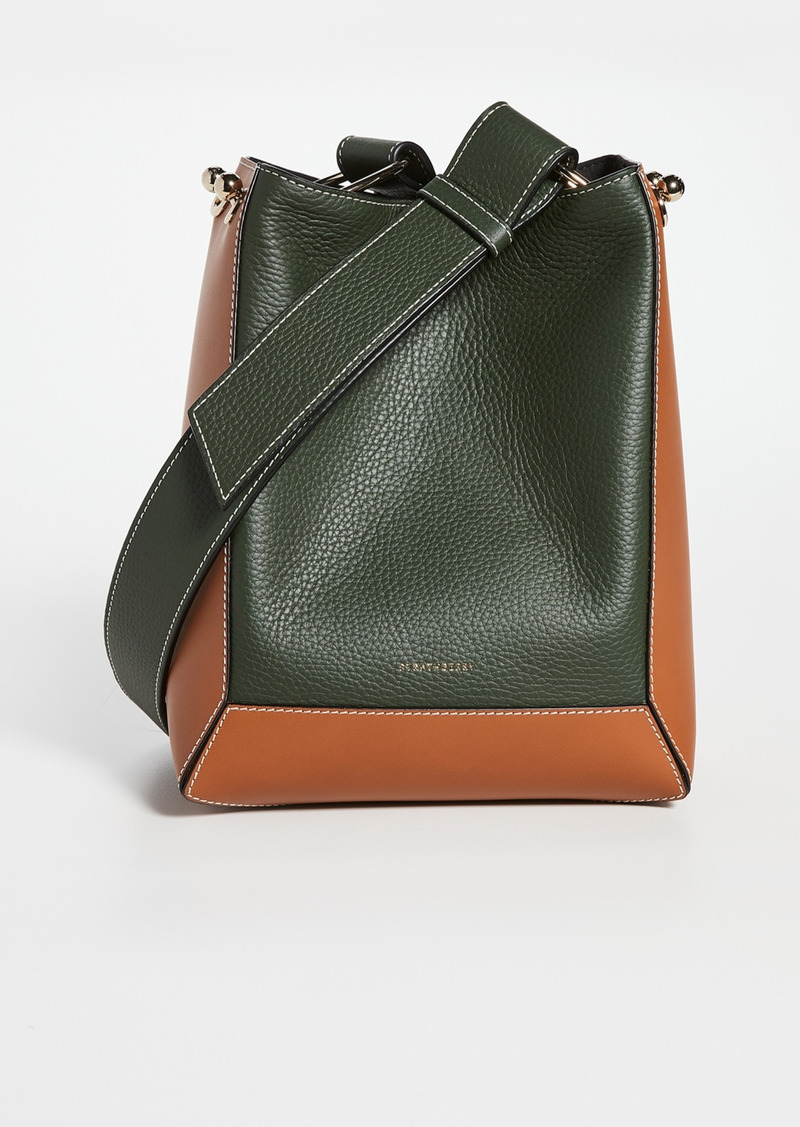 Strathberry Lana Midi Bucket Bag