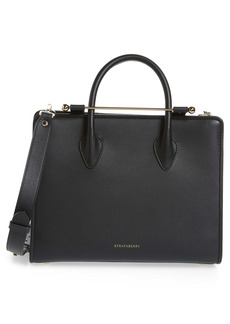 Strathberry Midi Calfskin Leather Tote