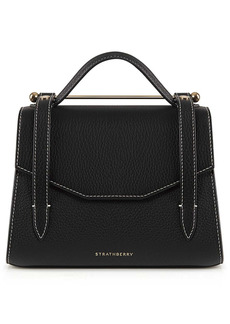 Strathberry Mini Allegro Calfskin Leather Tote