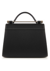 Strathberry Mini Allegro Calfskin Leather Tote