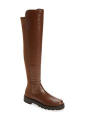 Stuart Weitzman 5050 Lift Over the Knee Boot (Women)