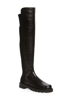 Stuart Weitzman 5050 Lift Over the Knee Boot (Women)