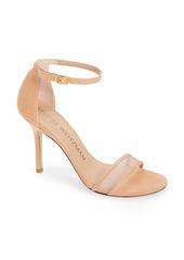 Stuart Weitzman Adrianna Ankle Strap Sandal (Women)