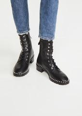 Stuart Weitzman Allie Lug Sole Boots