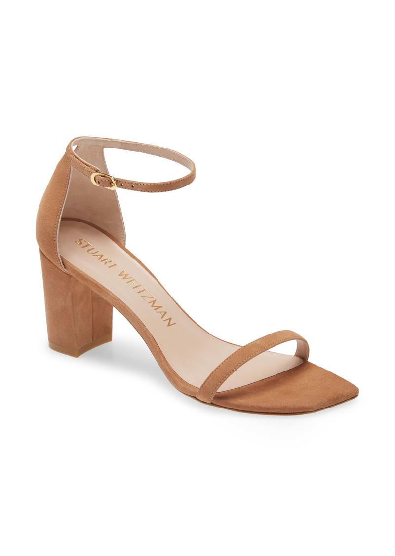 Stuart Weitzman Amelina Ankle Strap Sandal
