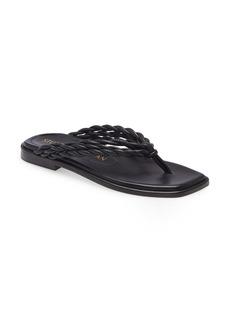 Stuart Weitzman Calypso Flip Flop (Women)