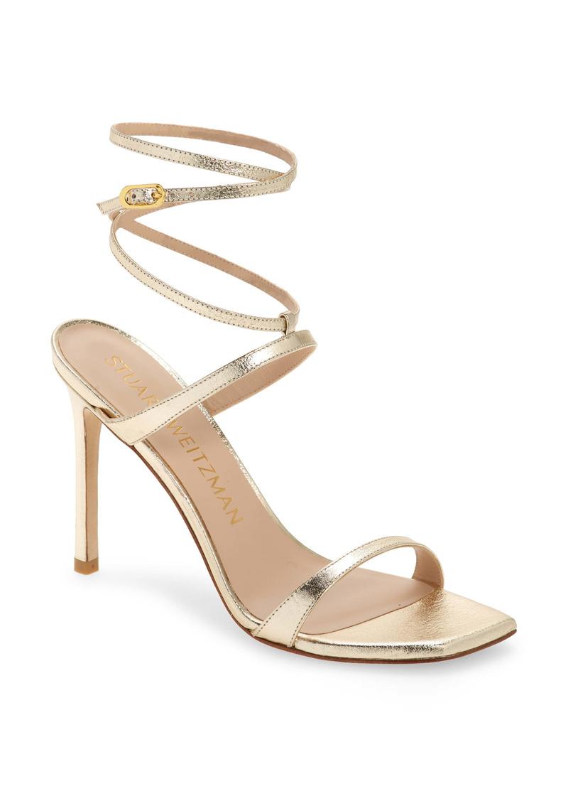 Stuart Weitzman Ellsie Strappy Sandal (Women)