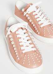 Stuart Weitzman Goldie Convertible Sneakers