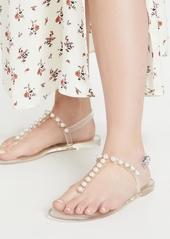 Stuart Weitzman Goldie Jelly Sandals