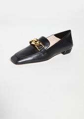 Stuart Weitzman Mickee Flat Loafers