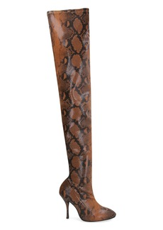 Stuart Weitzman Shiloh Stretch Over-the-knee Boots