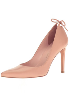 Stuart Weitzman Women's Peekabow Dress Pump   M US