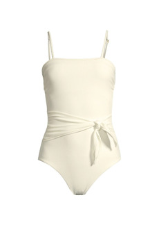 Suboo Kaia Tie Side One-Piece Swimsuit