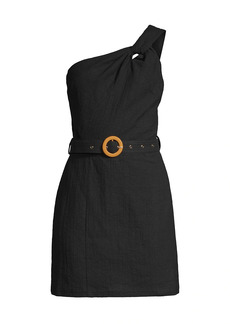 Suboo Museo Faith Twist Mini Dress