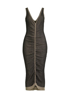 Suboo Museo Freya Rib Midi Dress