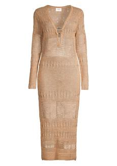 Suboo Museo Harper Knit Midi Dress