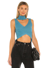 superdown Alora Wrap Top
