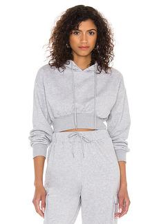 superdown Angelia Cropped Sweatshirt