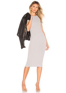 superdown Betti Ribbed Midi Dress