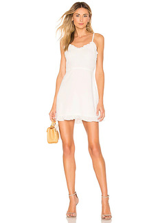 superdown Charlee Frill Cami Dress