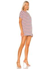 superdown Katrina Stripe Shirt Dress