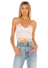 superdown Kendall Lace Crop Top