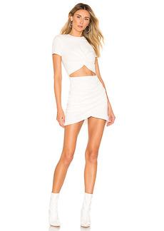 superdown Maureen Jersey Mini Dress