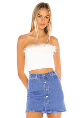 superdown Olivia Strapless Top
