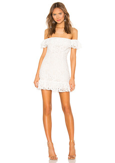 superdown Samantha Lace Dress