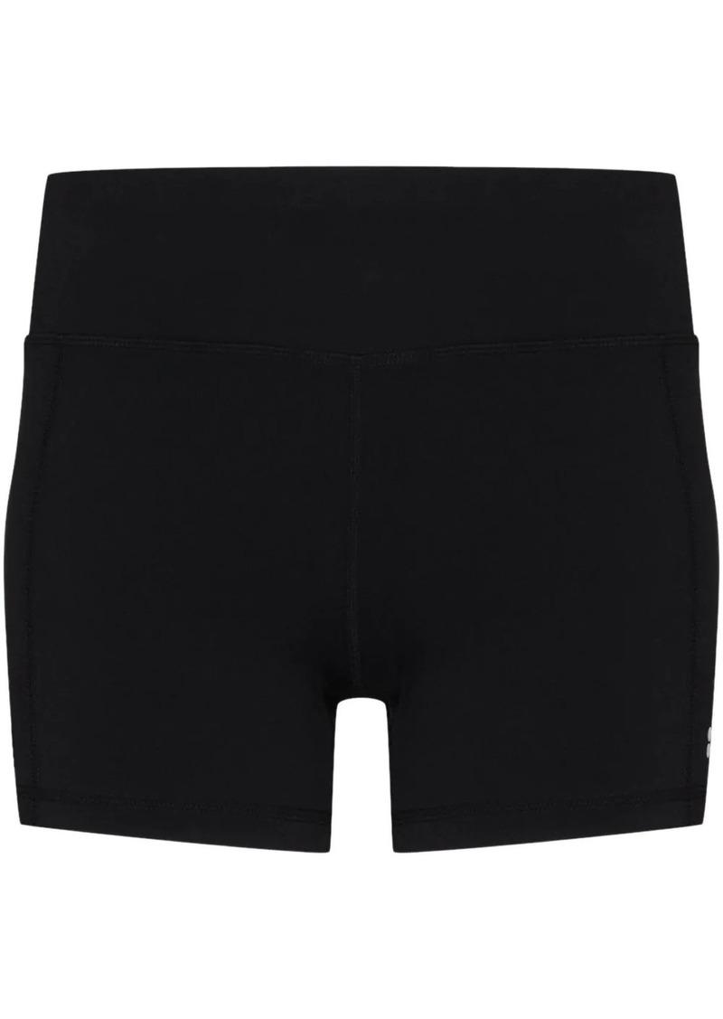 Sweaty Betty high-rise cycle shorts