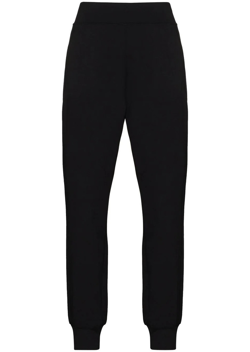 Sweaty Betty logo patch detail track pants