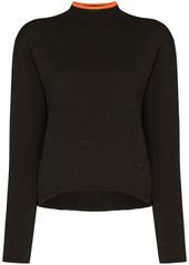 Sweaty Betty Serenity high-neck jumper