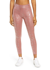 Sweaty Betty All Day Foil 7/8 Leggings