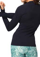 Sweaty Betty Athlete Seamless Long Sleeve Workout Top