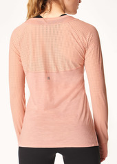 Sweaty Betty Breeze Long Sleeve Run Tee
